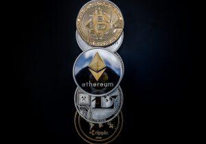 Verschiedene Münzen im Überblick